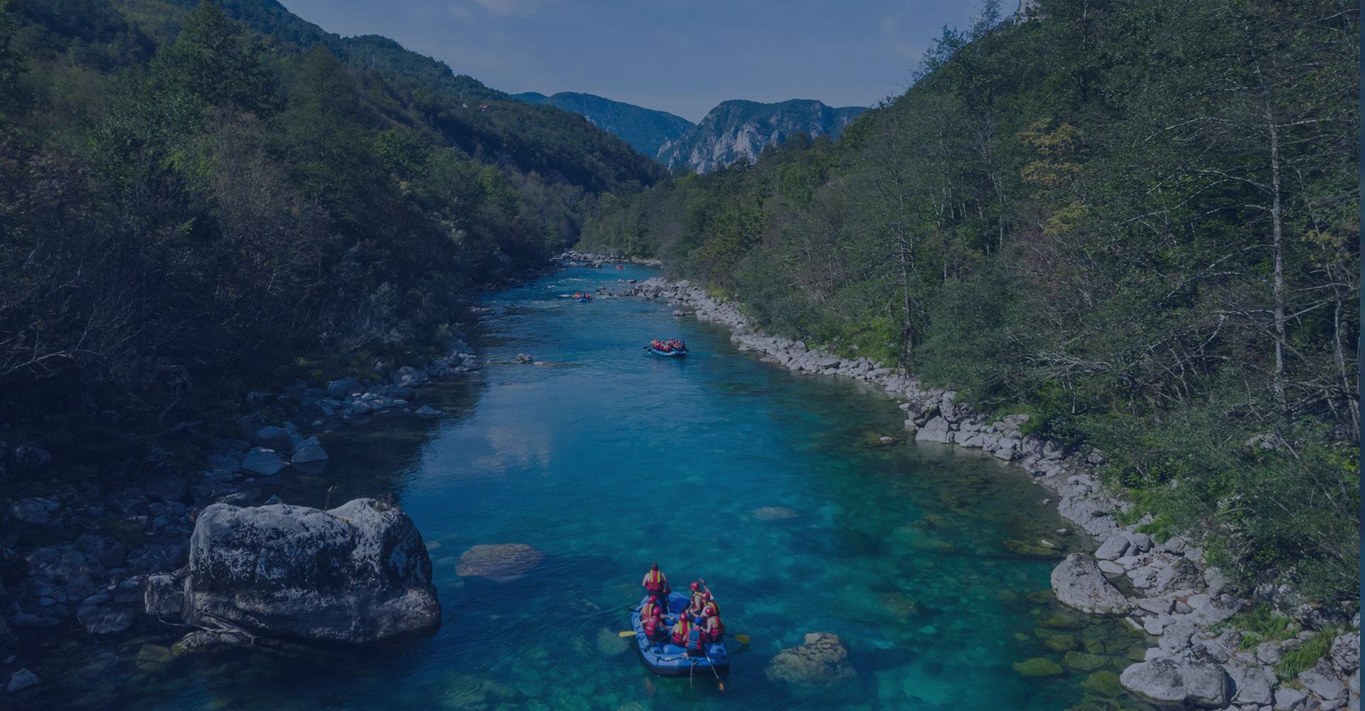 rafting tarom rafting tara rajska rijeka