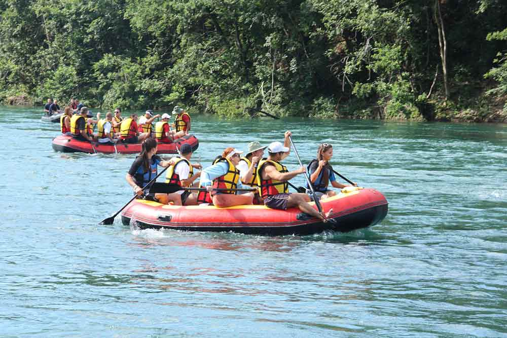 rafting tarom je bezbedan