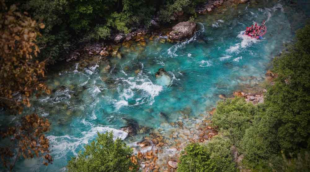 reka tara kao najpogodnija za rafting