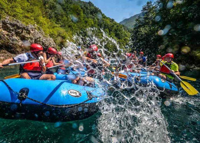rafting tara