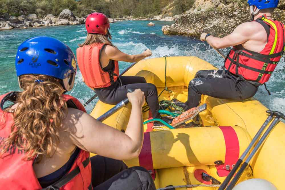 sta je to rafting